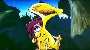 Большой Ух, мультфильм (1989) смотреть сказку для детей