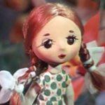 Босоножка и ее друзья, мультфильм (1975) кукольная сказка
