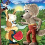 Добрый лес, мультфильм (1983) сказки кукольные для детей о белочках
