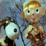 Домик на колесах, мультфильм (1971) кукольный мультик сказка