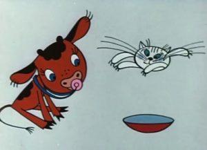 Дореми, мультфильм (1986) про ноты смотреть детям