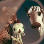 Дружба врозь, мультфильм (1972) кукольная сказка детская