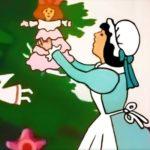 Ель, мультфильм (1984) смотрите сказку Андерсена