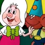 Фунтик в цирке, мультфильм (1988)