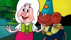 Фунтик в цирке, мультфильм (1988) дядюшка Мокус обезьянка Бамбино Белладонна бесплатно онлайн