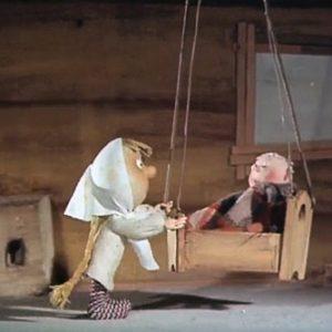 Гори, гори ясно, мультфильм (1983) смотрите кукольную сказку