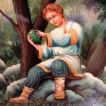 Горный мастер сказка Бажова читать для детей уральские сказы с картинками бесплатно