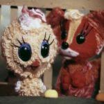 Как лисы с курами подружились, мультфильм (1980) по мотивам сказки Яна Экхольма «Тутта Карлсон, первая и единственная, Людвиг Четырнадцатый и другие»