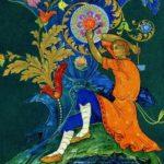 Каменный цветок сказка Бажова уральские сказы читать в школе детская литература онлайн крупный шрифт книги с рисунком