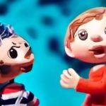 Капризка, мультфильм (1983) детская кукольная сказка