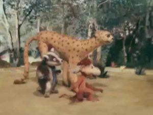 КОАПП. Дом для барсука, мультфильм (1987) рассказы о природе для детей в кукольной сказке смотреть