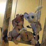 Корабль пустыни, мультфильм (1986) кукольные советские детские сказки