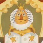 Король и дыня, мультфильм (1974) смотреть детскую сказку