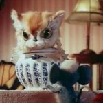 Кошки-мышки, мультфильм (1975) кукольные сказки детям