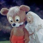 Лень, мультфильм (1981) кукольные сказки Как медвежонок Ивашка подружился с Ленью