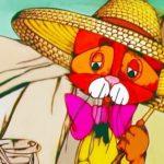 Леопольд и золотая рыбка, мультфильм (1975) любимый детский мультик про кота и двух мышей смотрите