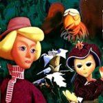 Малахитовая шкатулка, мультфильм (1976) кукольный мультфильм по сказу Бажова