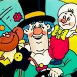 Неуловимый фунтик, мультфильм (1986) про дядюшку Мокуса госпожу Белладонну сыщиков смотрите сказку мультик для детей онлайн
