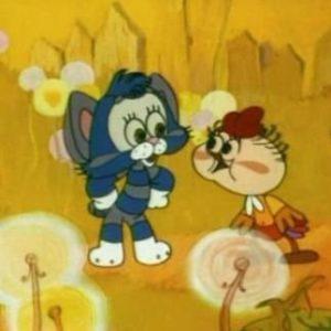 Ночной цветок, мультфильм (1984) сказки детские