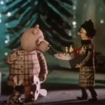 Новогоднее приключение, мультфильм (1980) сказка на Новый год про ёлочку медведя и праздничное настроение смотрите с детьми