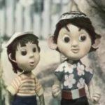 Отважные джигиты, мультфильм (1976) сказка про девочку щенка
