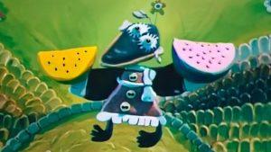Пластилиновая ворона, мультфильм (1981) А может быть ворона