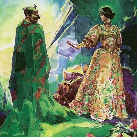 Приказчиковы подошвы читайте сказку Бажова книжка с картинкой крупный шрифт для детей