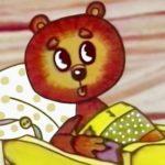 Сказки невелички, мультфильм (1979) для детей про зверей