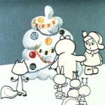 В лесу родилась елочка, мультфильм (1972) новогодняя сказка с песенкой