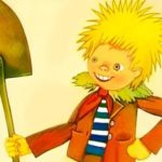 Волшебная лопата, мультфильм (1984) по стихам Агннии Барто