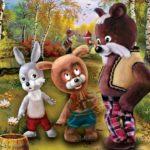 Волшебный мешочек, мультфильм (1975) кукольный для детей лесная сказка