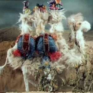 Зачем верблюду апельсин мультфильм (1986) кукольная сказка о Зебре, Коне и Ленивце