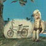 Завтра - день рождения бабушки, мультфильм (1975) кукольный мультик для детей