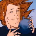 Здесь могут водиться тигры, мультфильм (1989) фантастический мультфильм Рэй Брэдбери