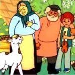 Жили были дед и баба, мультфильм (1988) сказка для детей