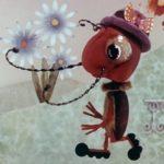 Жук - Кривая горка, мультфильм (1973) кукольная сказка для детей