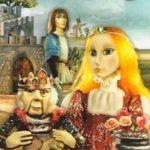 Златовласка, мультфильм (1978) детская сказка