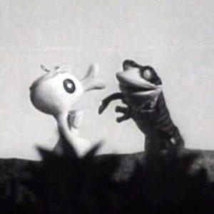 Знаменитый утенок Тим, мультфильм (1972) кукольная сказка детям смотреть