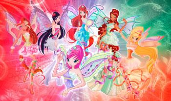 Сказочные принцессы феи