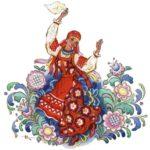 Веселухин ложок Бажов сказка для детей книга с картинкой читаем крупный шрифт бесплатно