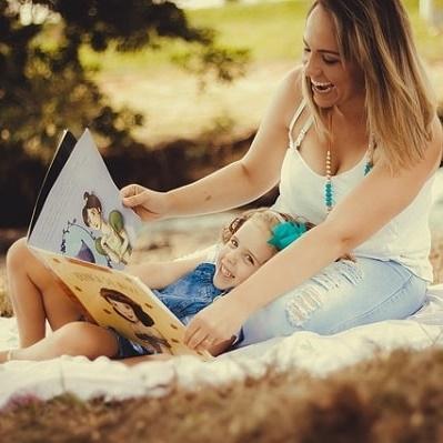 Приучаем детей читать и любить книги