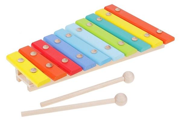 Ксилофон музыкальная игрушка для детей