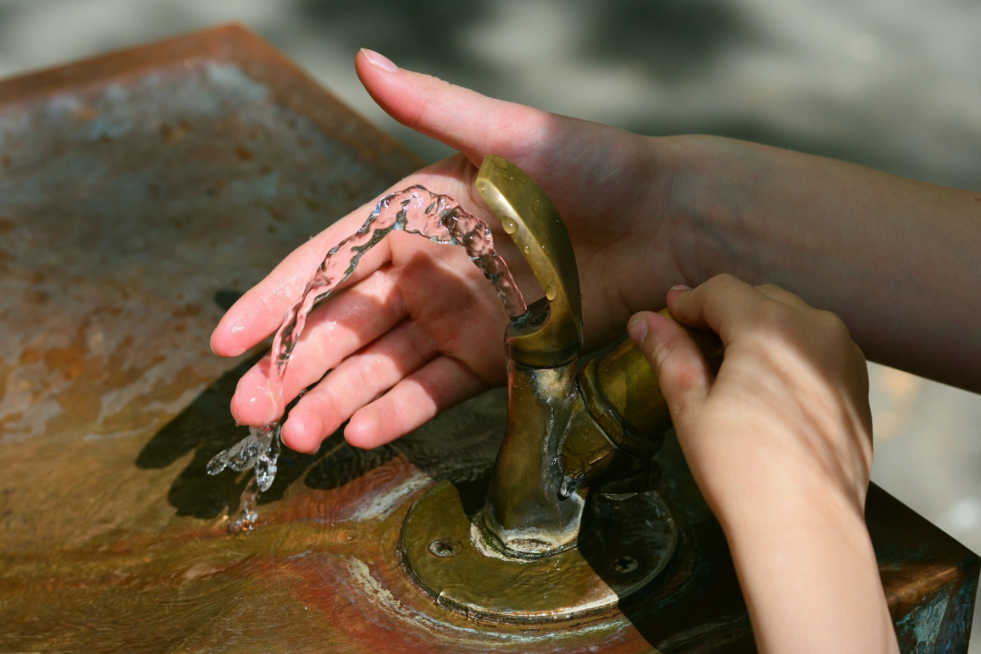 Живая вода для детей