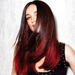 Окрашивание кончиков волос: альтернатива кардинальным изменениям