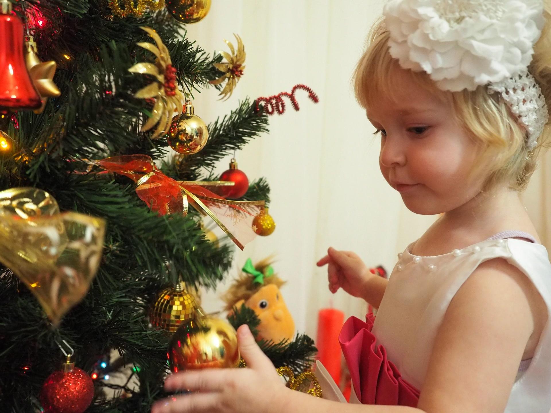 Детский праздник сказка Новый год