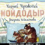 Мойдодыр, Чуковский К.И, диафильм (1953)