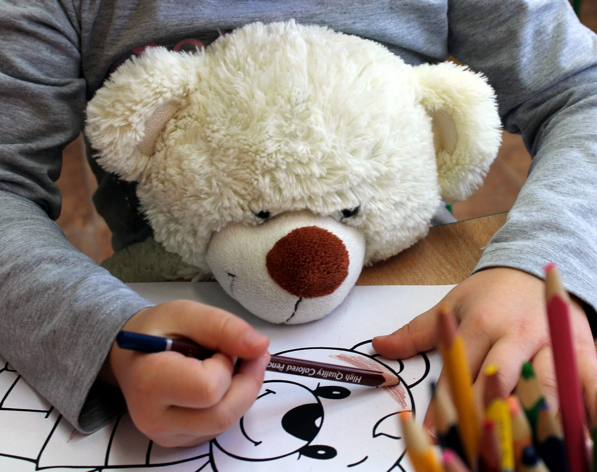 Ребёнок художник