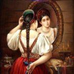Наряды русских красавиц в народных сказках