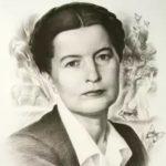 Тяжела дорога, стихи, Елена Благинина
