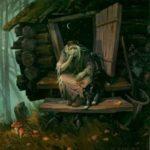 Где живёт Баба-Яга и другие герои сказок?